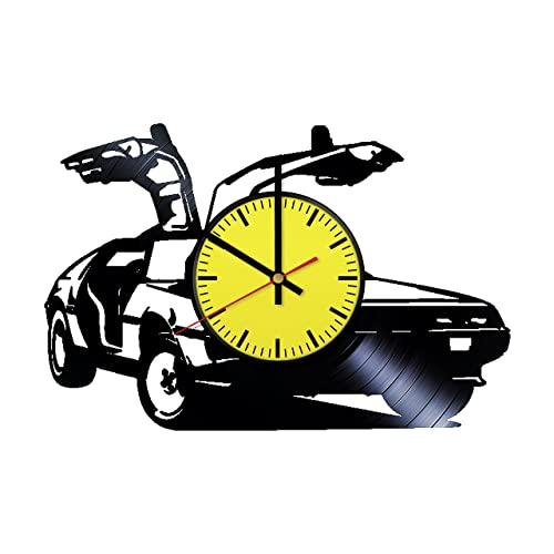 Amazon.com: Time Machine Art Vinyl Record Wall Clock - Get unique .