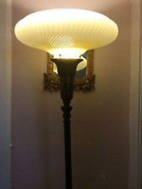 Antiques Torchiere Floor Lamp - Ideas on Fot