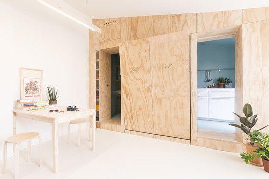 Gallery of Batipin Flat / studioWOK - 11 i 2020 | Interiør, H