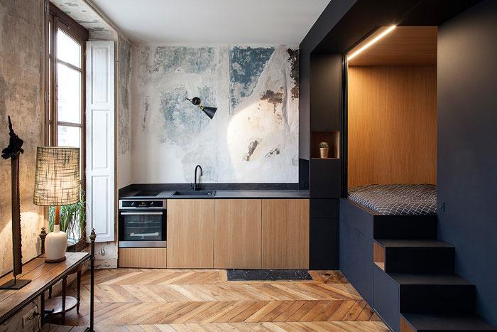 50 Small Studio Apartment Design Ideas (2020) – Modern, Tiny .