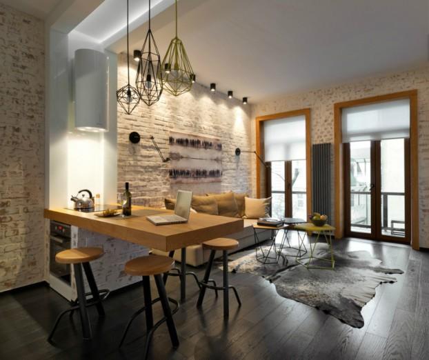 I.De.A: Tiny Contemporary Apartme