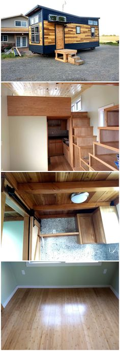1017 Best tiny homes images in 2020 | Tiny house design, Tiny .