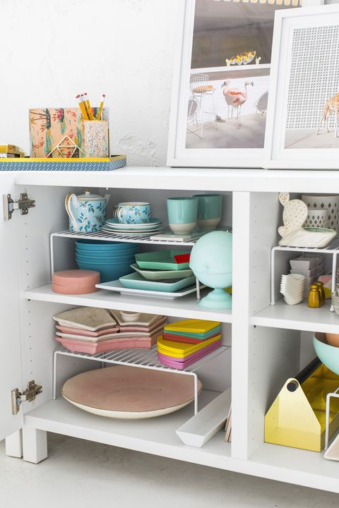 22 Kitchen Organization Ideas - Kitchen Organizing Tips and Tric
