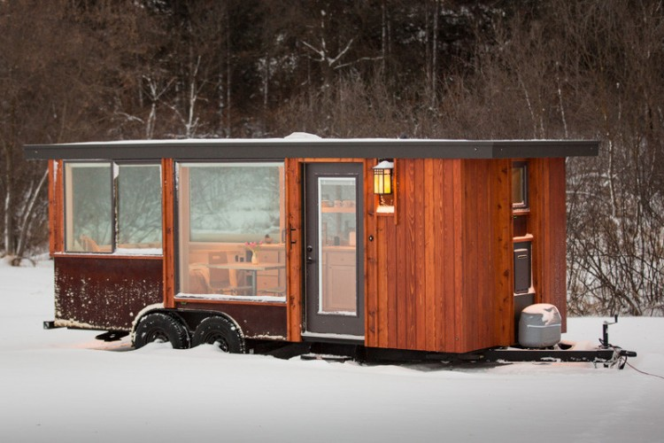 Tiny Vista Personal Home Of Just 160 Square Feet - DigsDi