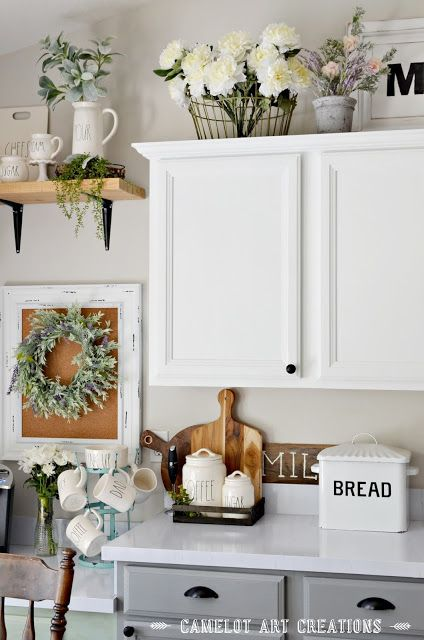 5 Tips To Creating A Farmhouse Kitchen (With images) | Top of .