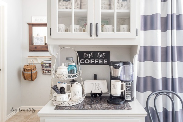 5 Tips to Creating an Affordable Farmhouse Kitchen | DIY Beautify .