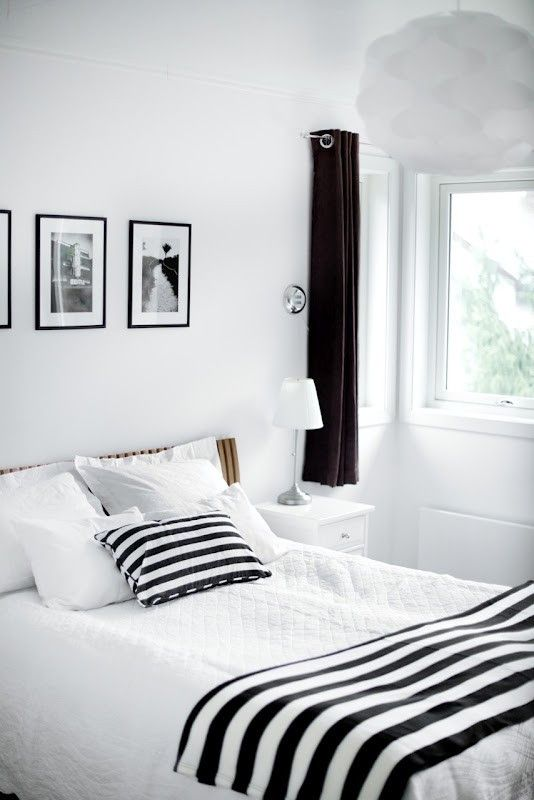 20 Of the Best Ideas for Black and White Bedroom Ideas | Black .