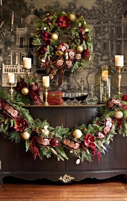 Top Traditional Christmas Decorations | Traditional christmas .
