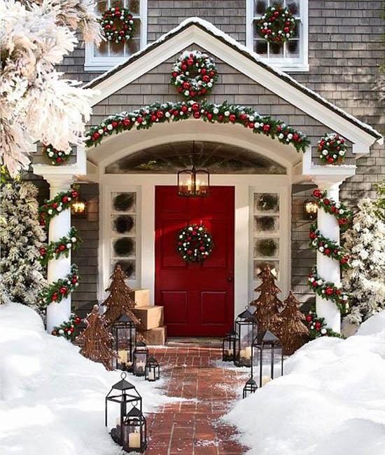 Top Traditional Christmas Decorations - Christmas Celebration .
