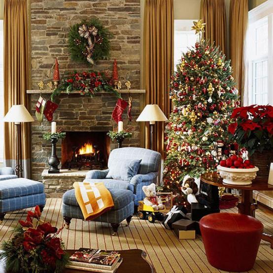 40 Traditional Christmas Decorations - DigsDi