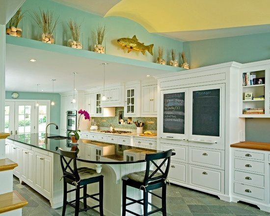 Coastal Paint Color Schemes Inspired from the Beach | Coastal .
