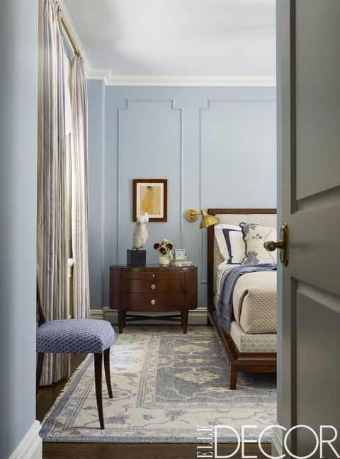 Paint Your Bedroom This Pretty Shade for a Tranquil Vibe   Deco .