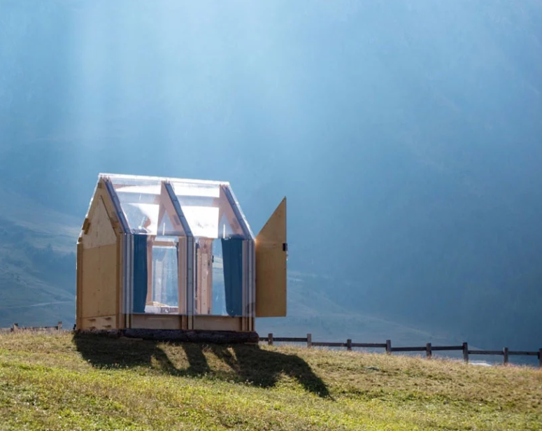 Transparent Immerso Cabin For Camping Under The Stars - DigsDi