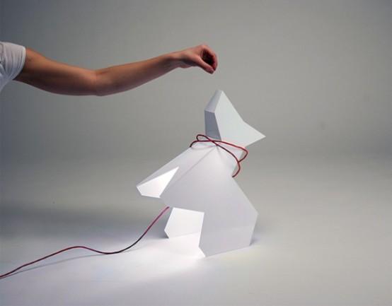 Trololo Dog Lamp: Stay Still, Beg, Glow! - DigsDi