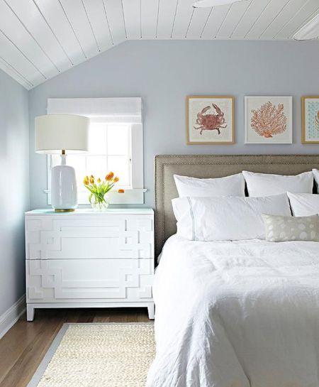 Gorgeous Beach Bedroom Decor Ide