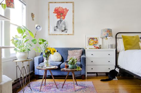 A Tiny, 370-Square-Foot Bay Area Studio Prioritizes Functionality .