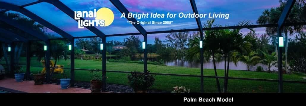 Florida Lanai Lights   LED   Pool Enclosure Lights   Pathway Lig