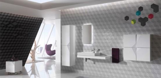 futuristic bathroom Archives - DigsDi