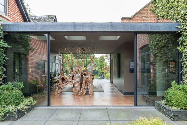 Renovated Former Rectory in U.K. Hits Market for £2.5 Million .
