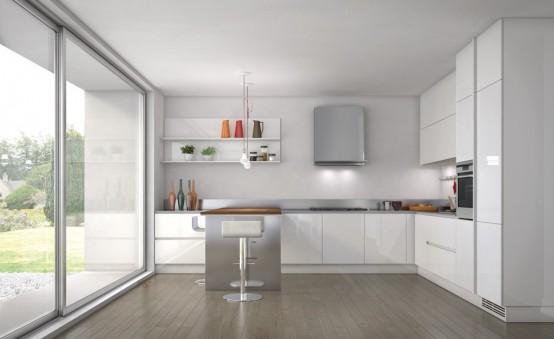 sleek kitchens Archives - DigsDi