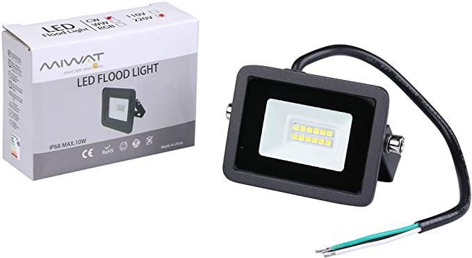 Ultra-Thin 10W 20W 30W 50W 100W Miheal LED Flood Light Spotlight .