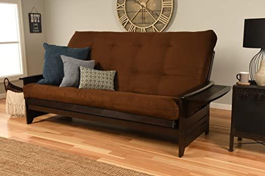 Amazon.com: Kodiak Furniture Phoenix Queen Size Futon Set in .