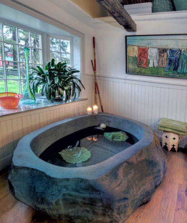 Unique Freestanding Bathtubs That Add Flair To Your Bathro