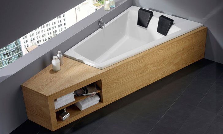 30 Incredibly Cool Bathtubs For A Fancy Unique Bathroom - Awesome .