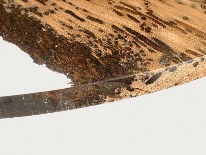 Round Chimenti Table - Bricola Collection   Selbstgemachte tische .