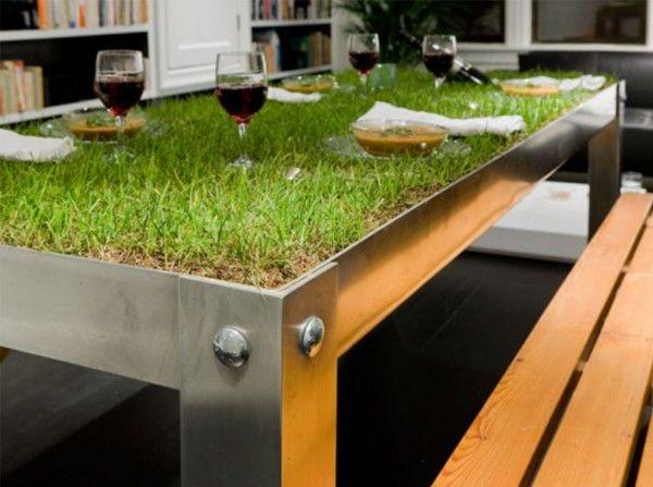 Unique dining table design | Unique dining tables, Unique dining .
