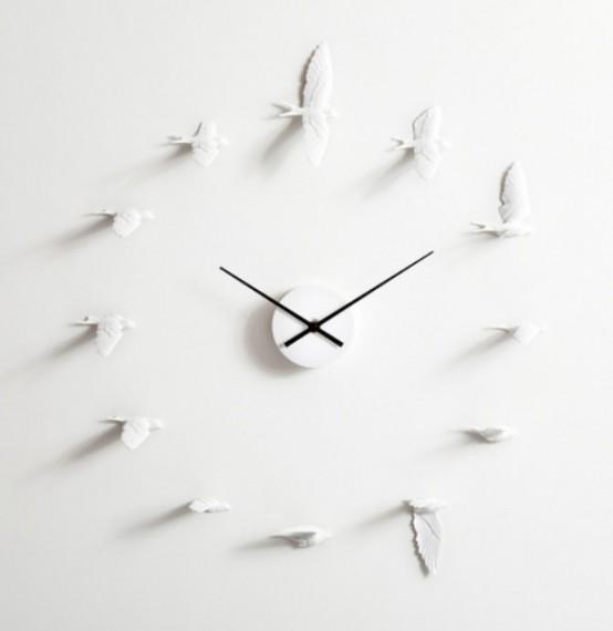 minimalist clock Archives - DigsDi