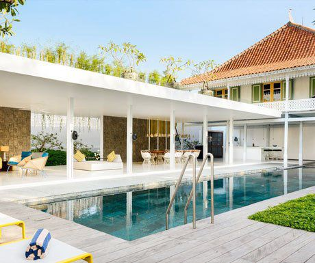 6 unique holiday villas in Bali that offer something extra special .