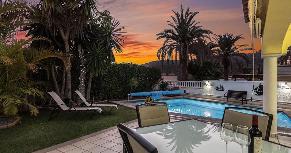 Gran Canaria - Villa Unique - Holiday Villa with private swimming po