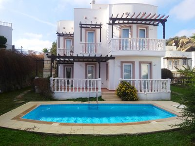 DETACHED FAMILY VILLA WITH OWN POOL IN UNIQUE HOLIDAY .