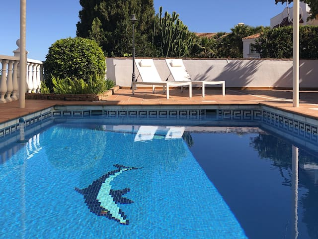 Unique holiday villa, private pool, lovely view - Villas for Rent .