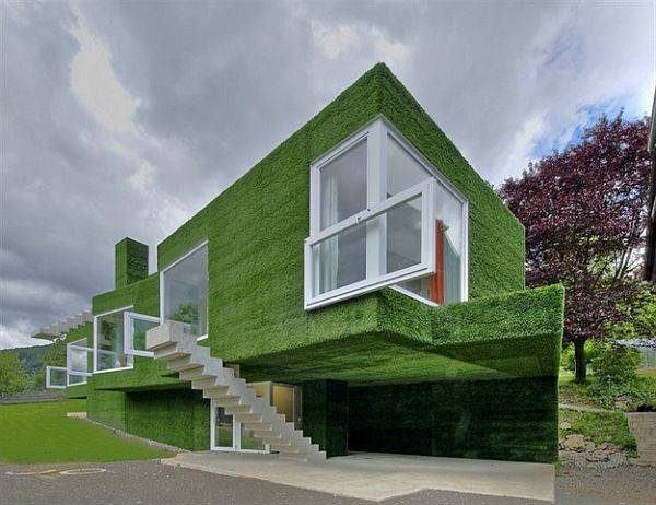 31 Unique & Beautiful Architectural House Designs –
