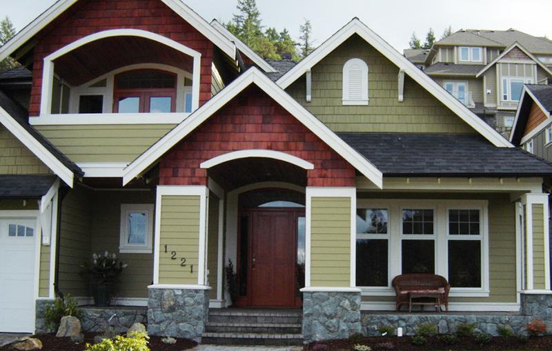 Unique House Color Scheme » House Exterior » SchemeColor.c