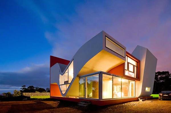 unique house design with luxury ideas   Armin Winkl