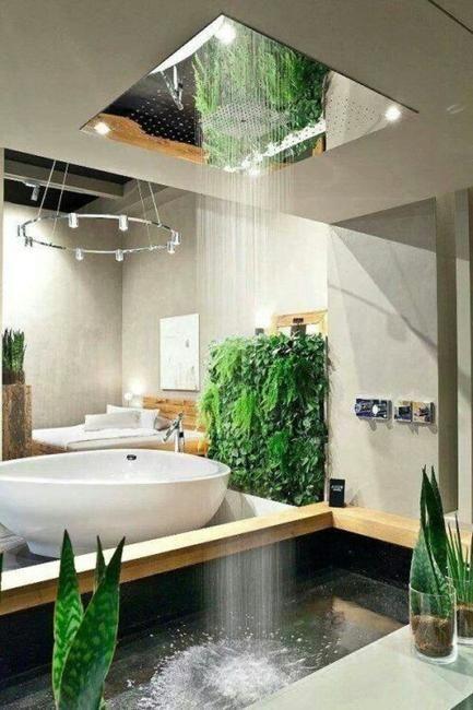 Custom Shower Designs Bringing Nature into Modern Homes   Luxury .