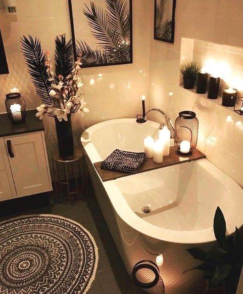 Best 25 Unique Hippie Home Decor Ideas   Bathtub design, House .