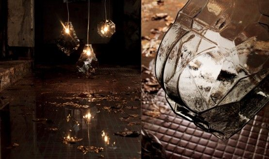 Unique Karman Lamps Collection From Ceramics And Lace | Lamp .