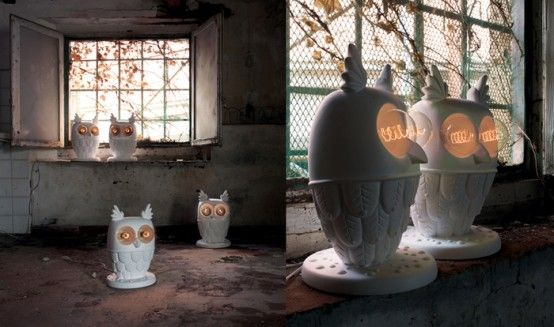 Unique Karman Lamps Collection From Ceramics And Lace | Beautiful .