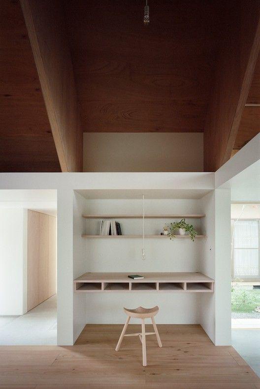 Gallery - Koya No Sumika / mA-style Architects - 10   Minimalist .