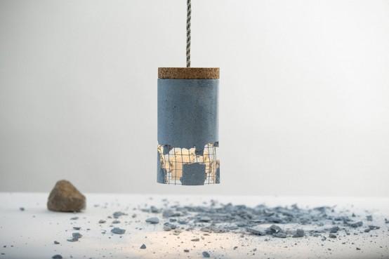 concrete lamps Archives - DigsDi