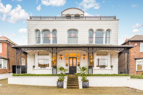 Large Victorian Villa For Sale Is A Truly Unique London Home .