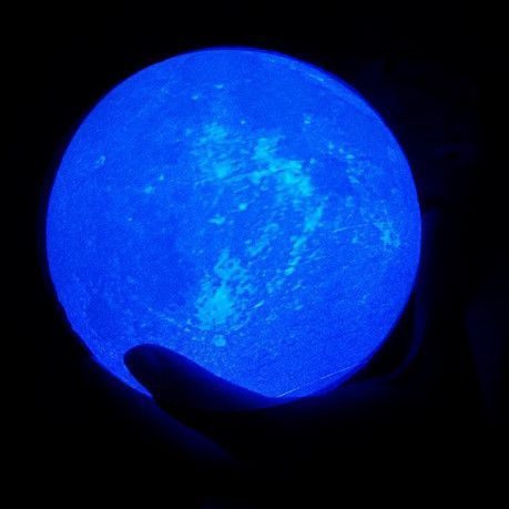 Novelty Moon Lamp /Creative Night Light Gifts (Unique Moonlight .