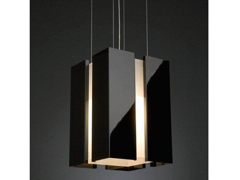 Direct light pendant lamp QUARTET Quartet Collection by Quasar .
