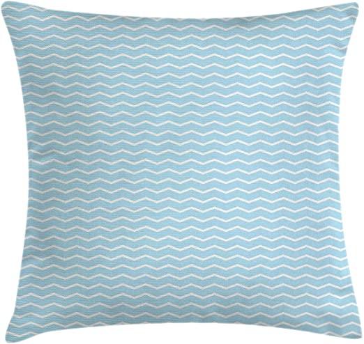 Amazon.com: Lunarable Mint Green Throw Pillow Cushion Cover .