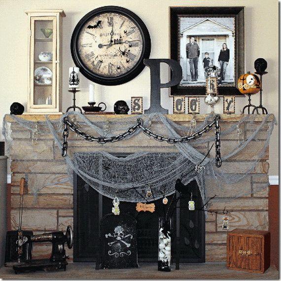 Unique Halloween Decoration Ide