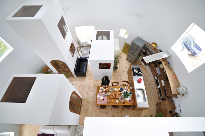 Unique tower house by Studio Velocity – Adorable Ho